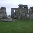Windy Stonehenge