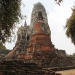 Ayutthaya in the north of Thailand was once the great capital of Thailand.